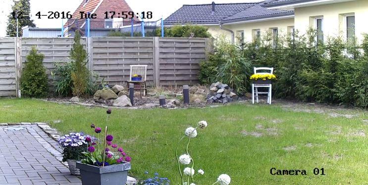 Videoüberwachung Hikvision