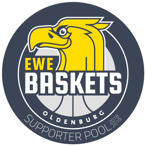 EWE Baskets Supporter