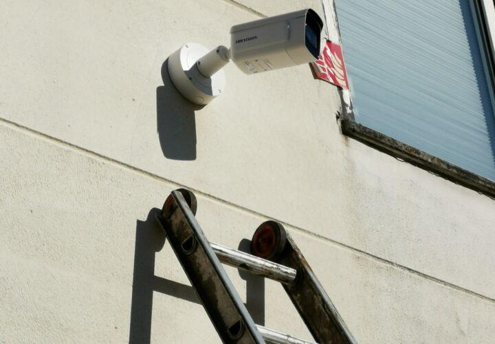 Hikvision Videoüberwachung